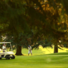 A sunny day view from Sand Creek Golf Course (Idaho Falls Parks & Recreation)