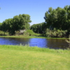 A view from a tee at Saratoga Hot Springs Resort - Saratoga Public Golf Course