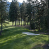 A view of a green at Terrace Lakes Resort