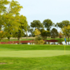 A view of the 5th green at Jerome Country Club.