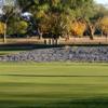 A view from Par 3 at Clovis Municipal Golf Course.