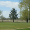 A view of a green at Midway Golf Club.