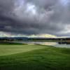 A view of hole #5 at Black Bull Golf Club (Josh Andona).