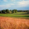 A view of a fairway at Marian Hills Golf Course.