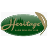 Heritage Eagle Bend Golf Club Logo