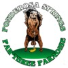 Ponderosa Springs Golf Course Logo